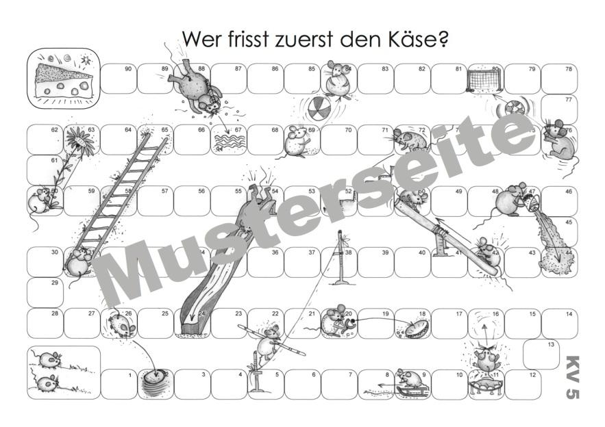 KV Leiterlisspiel