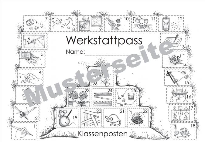 Wekstattpass